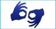 Link do tłumacza on-line języka migowego